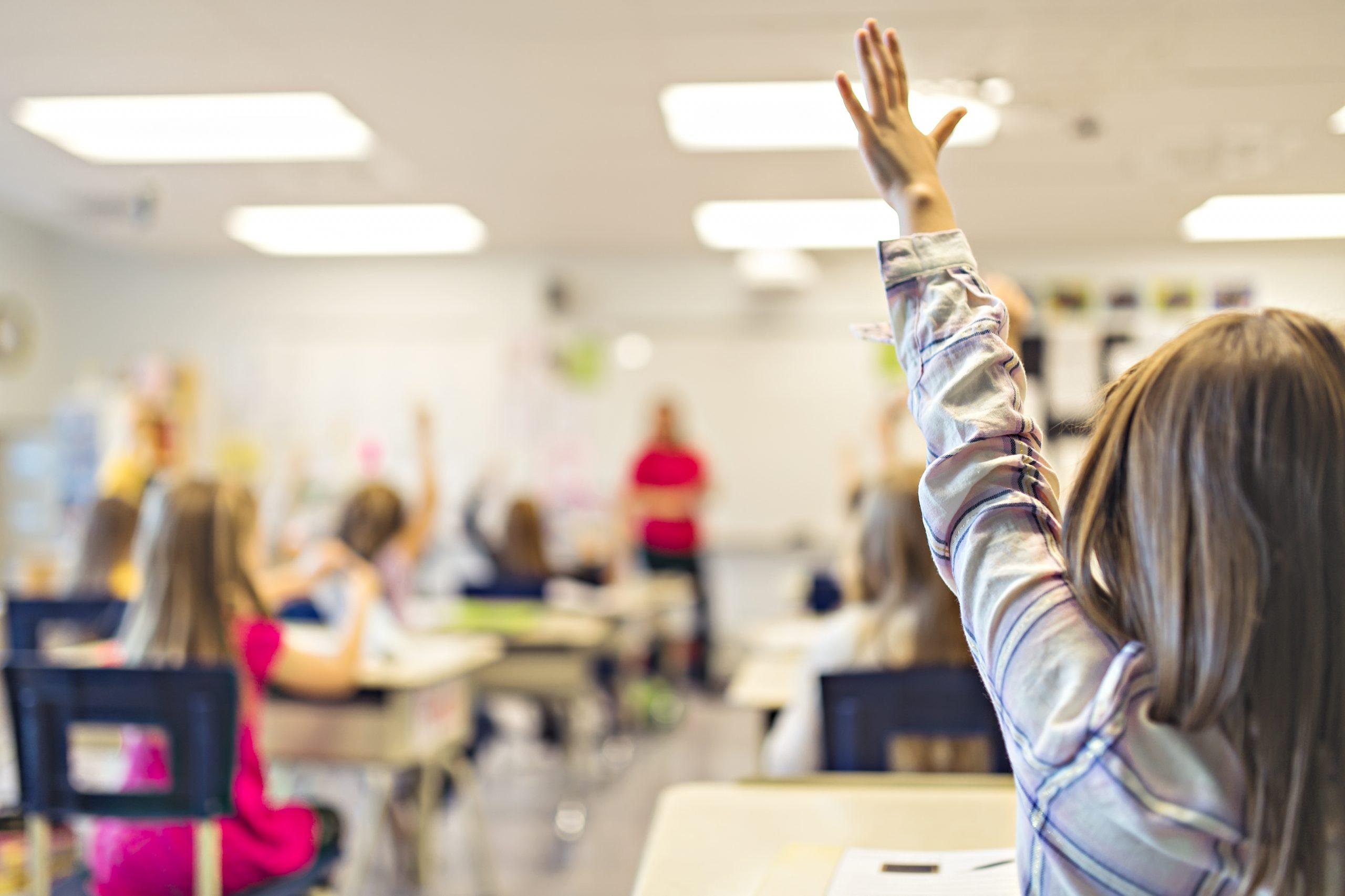 Co zrobić, gdy dziecko jest agresywne w szkole?